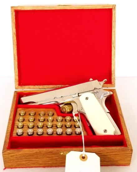 "Remington Rand M1911 ""us Army"" Colt .45 Acp"