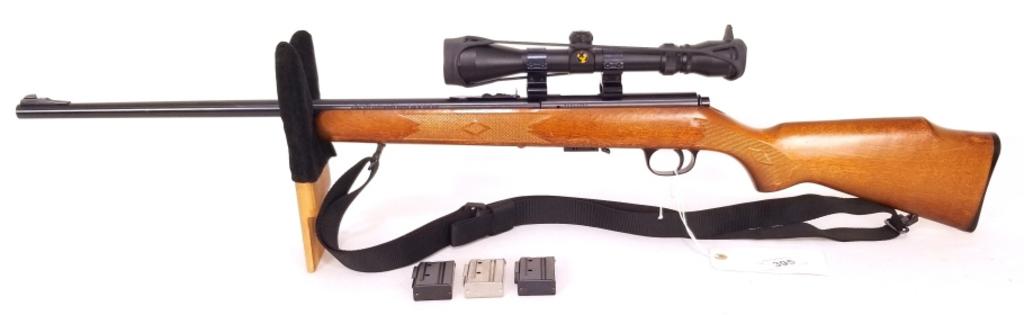 Marlin 25mn Bolt Action Rifle .22 Wmr Super Nice