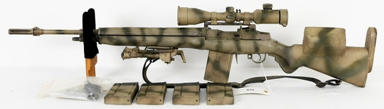 Springfield M1A M14 Rifle  308 Tactical | Firearms
