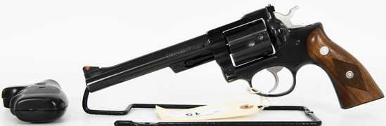 "Ruger Security Six .357 Revolver 6"" Barrel"
