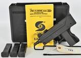 Cobray PM12 .380 Sub Pistol W/ 3 Mags!
