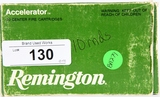 10 Rounds of Factory Remington .30-06 Ammo