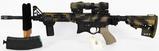 Seekins SP223 AR-15 W/ Scope Loaded!