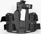 Blade Tech WRS Level II Duty Thigh Rig Holster - R