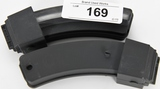 Lot of 2 Shooter's Ridge 30 Rd. Ruger 10-22 Mags