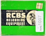 RCBS Reloading Dies .357 mag with .38 spcl Die