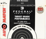 Federal Partial box of 325 (Mostly full) .22 LR