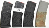 Lot of 4 Spike's Tactical MSAR 30 RD Mags 5.56