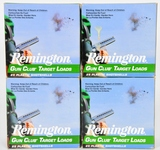 100 rds 12 Ga Remington Gun Club Target Shotshells