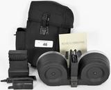 KCI AR-15 .223 / 5.56mm 100-Round Drum Magazine
