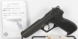 Steyr Model GB Automatic Pistol 9MM W/3 Mags