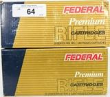 40 Rounds of Federal Premium Safari .300 Win Mag