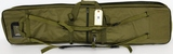 Nice Green Padded rifle case Backpack W/ storage