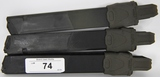 Lot of 3 Glock High Capacity Mags 31 Round .40 S&W