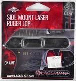 Side Mount Laser Ruger LCP CK-AMF Laserlyte