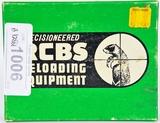 RCBS Reloading Dies .44 mag Green Box