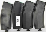 Lot of 4 Troy Battle Mags 30 Rd