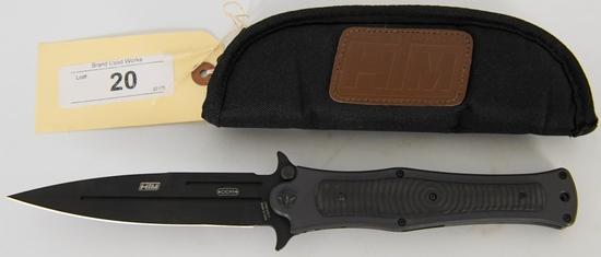 HTM Darrel Ralph Madd Maxx 5.5 Manual Folder Knife
