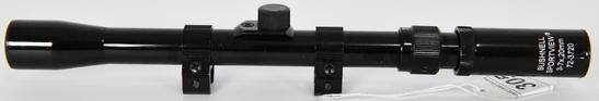 Bushnell Sportview RifleScope 3-7x, 20mm #72-3720
