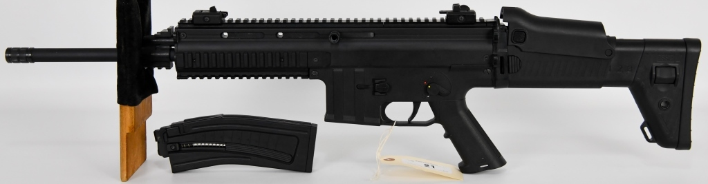 ISSC MK22 Gen 1 Semi Auto .22 LR HV Sport Rifle