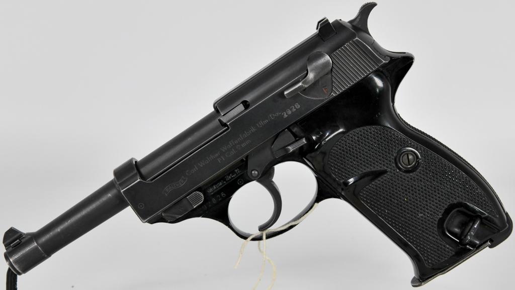 Walther P1/P38 Semi Auto 9MM Pistol