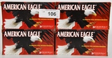 200 RDS OF AMERICAN EAGLE 40 SMITH & WESSON