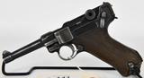 German Luger Semi Auto Pistol .30 Luger