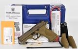 Smith & Wesson M&P9 VTAC Semi Auto 9mm Pistol