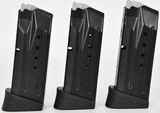 Smith & Wesson M&P9 Compact 12 round factory mags