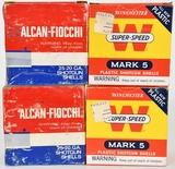 100 RDS OF WINCHESTER 20 GA & ALCAN FIOCCHI