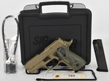 Sig Sauer P229 Elite Semi Auto Pistol .40 S&W