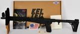Keltec SUB-2000 Glock 22 Black .40 s&w Rifle