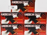 250 RDS OF AMERICAN EAGLE 40 S&W