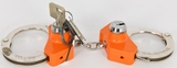 Peerless High Security Chain Link Handcuff Model h