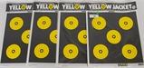 5 Pks Thompson Targets YELLOW JACKET