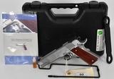 Dan Wesson 1911 PM9 Match semi auto 9mm Pistol