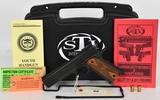 STI Spartan M1911-A1 FS 9mm Pistol Semi automatic