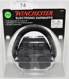 WINCHESTER Electronic Earmuffs new in package