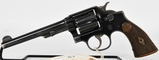 Smith & Wesson DA .38 S&W Spcl CTG Revolver