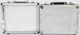 Lot of two Hardcase Storage containers see below