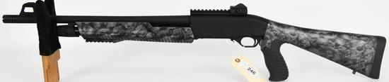 Weatherby PA-459 12 Ga Pump Shotgun SKULLS