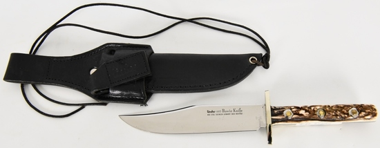 HIGH-QUALITY LINDER BOWIE KNIFE