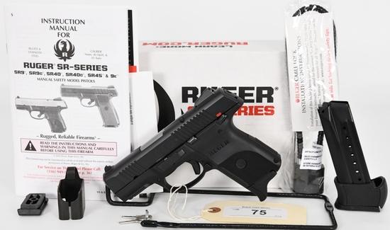 Ruger SR9c Semi Automatic Pistol 9mm