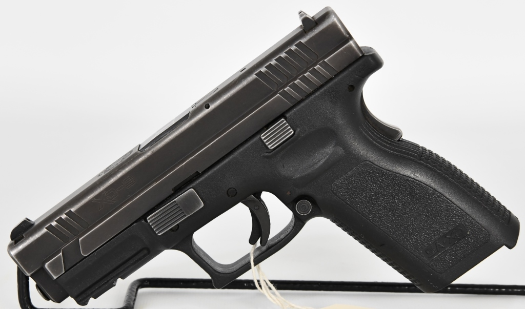 Springfield XD-9 Semi Auto 9MM Pistol