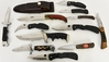 Lot of Misc Folding knives, various styles