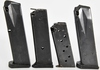 9mm Magazines Various MFG Lot of 4