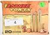 Lot of 18 Rounds of Barnes Vor-Tx .470 NE Ammo