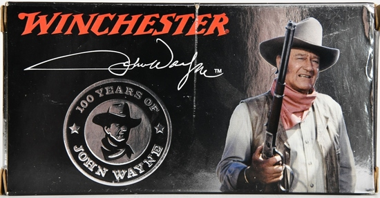 50 Rounds Of Winchester 44-40 Win John Wayne