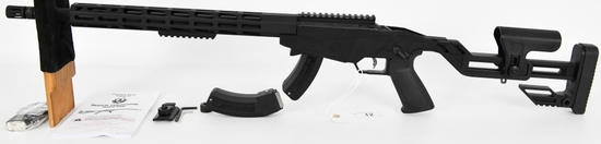 Ruger Precision .22 Bolt Action Rifle Model 8400