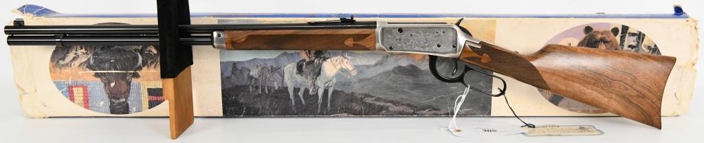Winchester Model 94 Legendary Frontiersmen .38-55